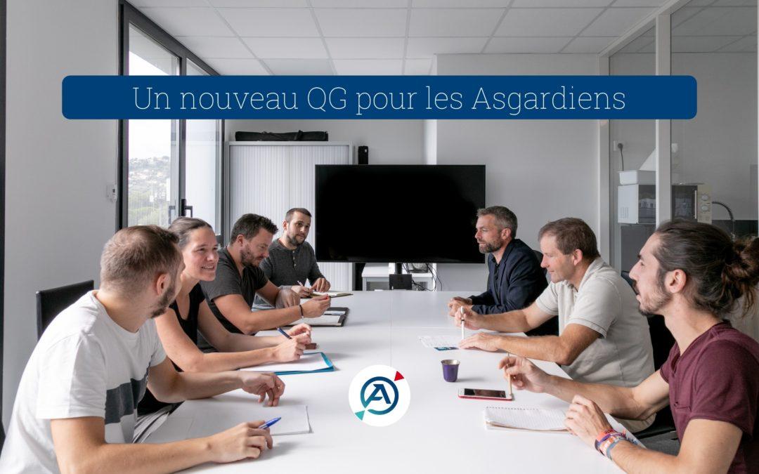 Un nouveau QG pour les Asgardiens